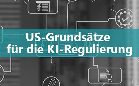 US-Grundsätze für die KI-Regulierung